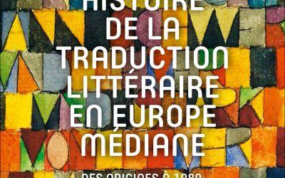 Le rôle de la traduction dans la formation des littératures écrites en Europe