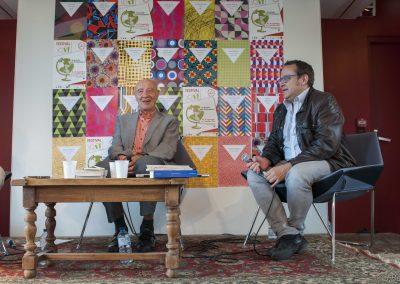 Tom Lanoye et Alain van Crugten