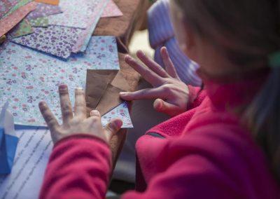 Atelier Origami avec Junko Odajima