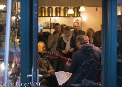 Concert de Cloture_  GROOVE BAND au restaurant le canapé