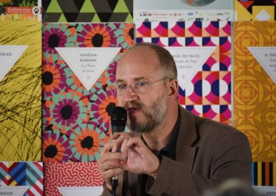 Editeur invité : Oliver Gallmeister