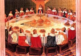 Nos preux chevaliers, bientôt autour des tables rondes Vo-Vf