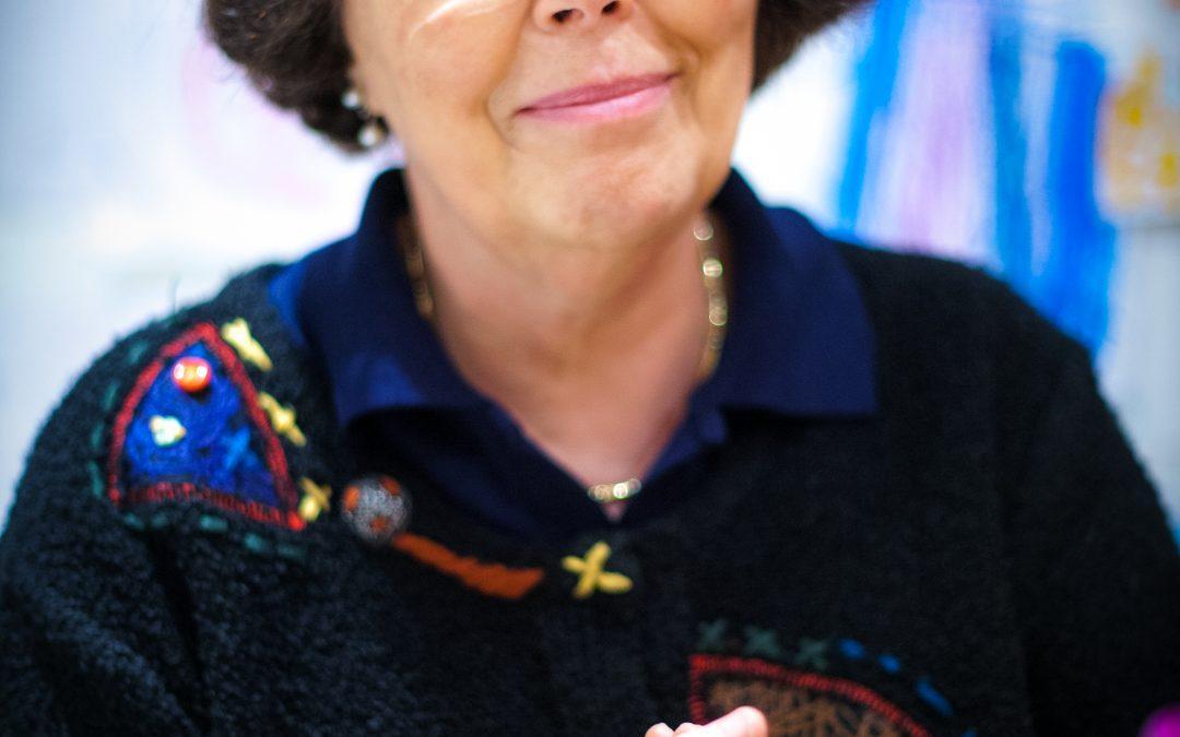 Marie Holzman