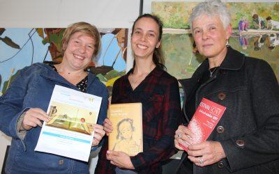Maud Mabillard remporte le premier Prix de la traduction Inalco-Festival VoVf