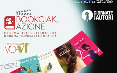 Un nouveau partenaire italien de Vo-Vf : Premio Bookciak, Azione !