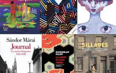 La rentrée littéraire & La remise du Prix Inalco de la traduction