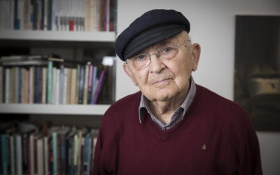 Edgar Hilsenrath et Aharon Appelfeld, Deux géants de la littérature juive