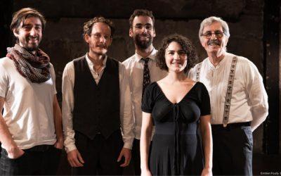 Diner – Concert « Tangos du monde » avec l'Armenonville